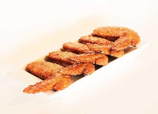 Aletes de pollastre a redbarsushi