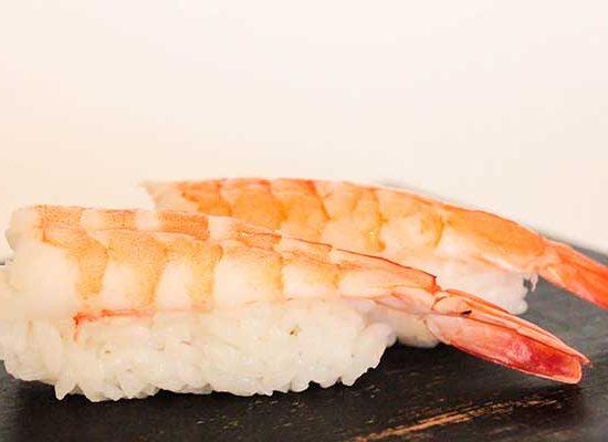 nigiri lubina redbar sushi vilanova