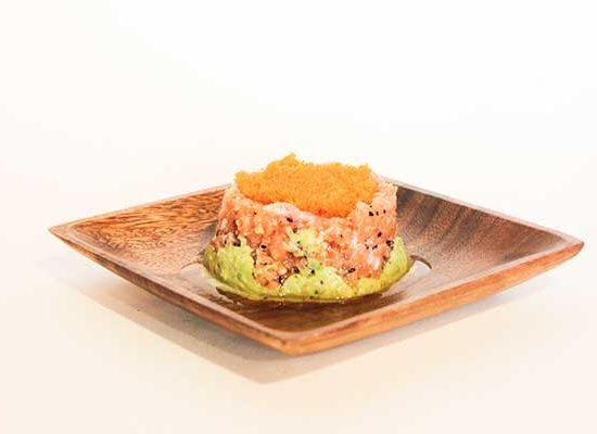 Tartar de aun en redsushi