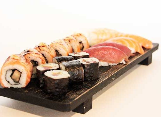 Twin box en redsushi